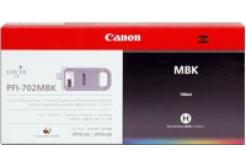 Canon PFI-702MB matná černá (matte black) originální cartridge