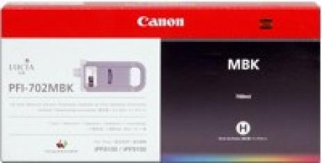 Canon PFI-702MB matt fekete (matte black) eredeti tintapatron