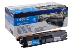 Brother TN-321C azuriu (cyan) toner original