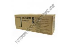 Kyocera Mita TK-500M purpurový (magenta) originální toner