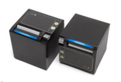 Seiko RP-D10 22450094 pokladní tiskárna, řezačka, Horní/Přední výstup, USB, černá, zdroj