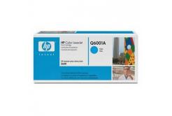 HP 124A Q6001A azurový (cyan) originální toner
