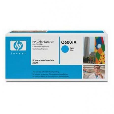 HP 124A Q6001A cián (cyan) eredeti toner