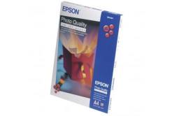 Epson C13S041061 Photo Quality InkJet Paper, foto papír, matný, bílý, A4, 104 g/m2, 720dpi, 100 ks, C13S04