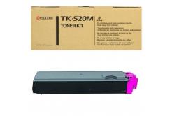 Kyocera Mita TK-520M purpurový (magenta) originální toner