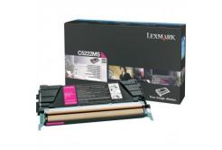 Lexmark C5222MS purpurový (magenta) originální toner