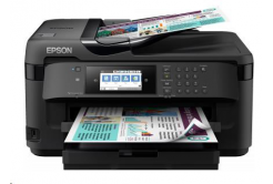 Epson tiskárna ink WorkForce WF-7710DWF, 4v1, A3, 32ppm, Ethernet, WiFi (Direct), Duplex, NFC, 3 roky OSS po registraci