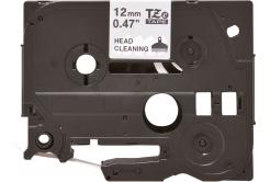 Brother TZe-CL3, 12mm x 4m, čisticí, kompatibilní páska