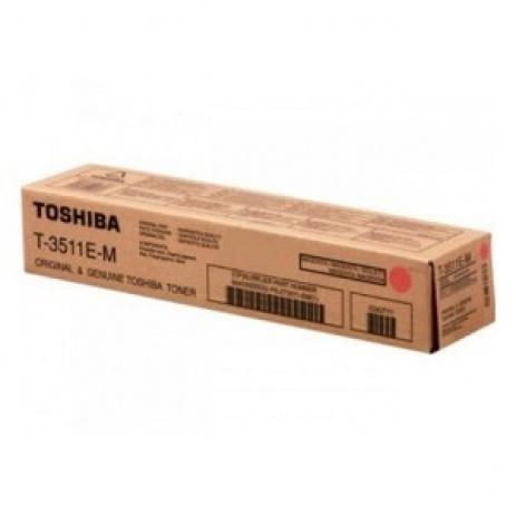 Toshiba T3511E bíborvörös (magenta) eredeti toner