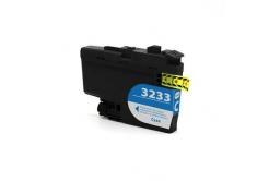 Brother LC-3233 azúrova (cyan) kompatibilna cartridge