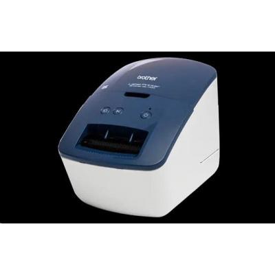 Brother QL-600 QL600BXX1 tiskárna štítků