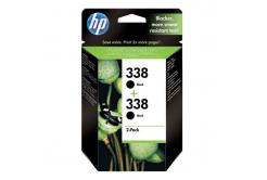 HP 338 CB331EE černá (black) sada originální inkoustová cartridge