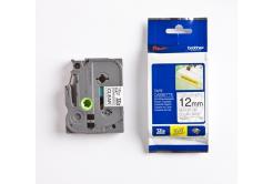Brother TZ-S131 / TZe-S131, 12mm x 8m, černý tisk/čirý podklad, originální páska