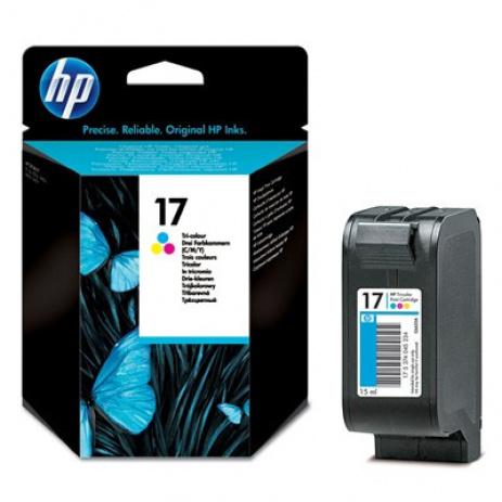 HP 17 C6625AE color cartus original