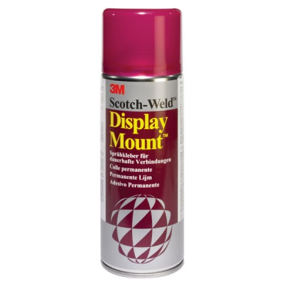 3M Display Mount, sprej 400 ml