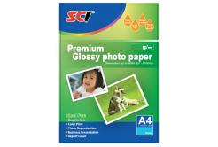 SCI GPP-200 Glossy Inkjet Photo Paper, 200g, A4, 20 listů, lesklý fotopapír