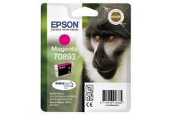 Epson T08934011 purpurová (magenta) originální cartridge