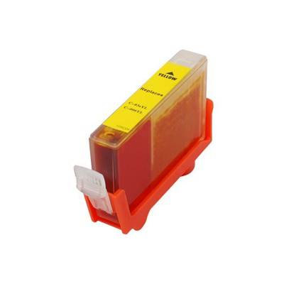 Canon BCI-6Y žlutá (yellow) kompatibilní cartridge