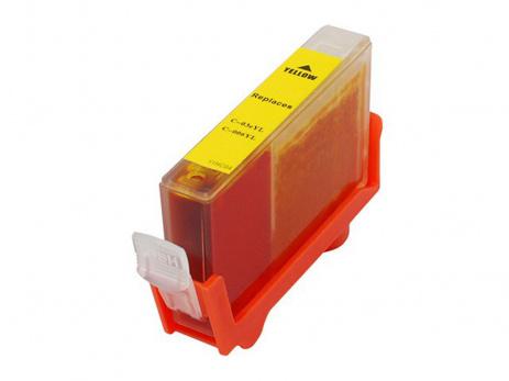 Canon BCI-6Y žltá (yellow) kompatibilná cartridge