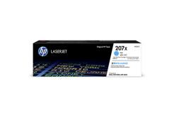 HP 207X W2211X azurový (cyan) originální toner