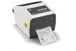 Zebra ZD420 Healthautoe ZD42H42-C0EW02EZ TT (cartridge) tiskárna štítků, autotridge, 8 dots/mm (203 dpi), MS, RTC, EPLII, ZPLII, USB, BT, Wi-Fi, bílá