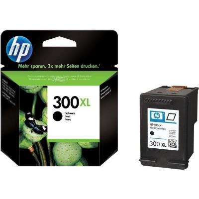 HP 300XL CC641EE černá (black) originální cartridge