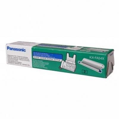 Panasonic KX-FA54X, 2*114s, originální faxovací fólie