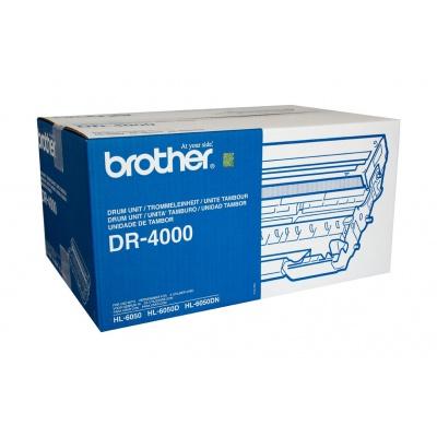 Brother DR-4000 černý (black) originální válcová jednotka