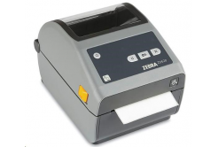 Zebra ZD620 ZD62043-D2EF00EZ DT tiskárna štítků, 300 dpi, USB, USB Host, Serial, LAN, řezačka