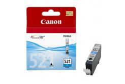 Canon CLI-521C azurová (cyan) originální cartridge