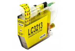 Brother LC-3213 žlutá (yellow) kompatibilní cartridge