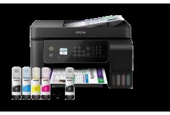 Epson tiskárna ink EcoTank L5190, 4v1, A4, 33ppm, USB, Ethernet, Wi-Fi (Direct),  LCD, 3 roky záruka po registraci