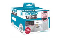 Dymo 1933085, 64mm x 19mm, bílé polypropylenové štítky pro čárové kódy
