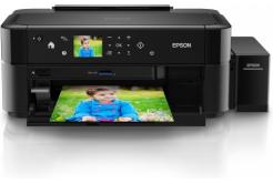 Epson tiskárna ink EcoTank L810, A4, 38ppm, USB,  LCD panel, Foto tiskárna,  6ink, 3 roky záruka po registraci