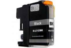 Brother LC-123 černá (black) kompatibilní cartridge