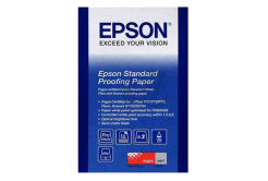 Epson S045006 Standard Proofing Paper, foto papír, polomatný, bílý, A2, 205 g/m2, 50 ks, S045006, in