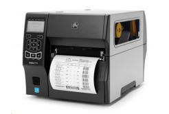 Zebra ZT420 ZT42062-T4E0000Z tiskárna štítků, 8 dots/mm (203 dpi), odlepovač,navíječ,RTC,display,EPL,ZPL,ZPLII,USB,RS232,BT,Ethernet