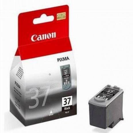Canon PG-37 black original ink cartridge