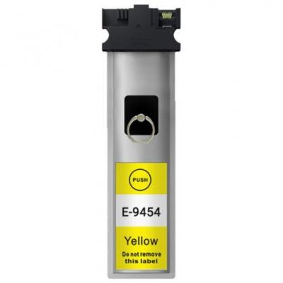 Epson T9454 žlutá (yellow) kompatibilní cartridge