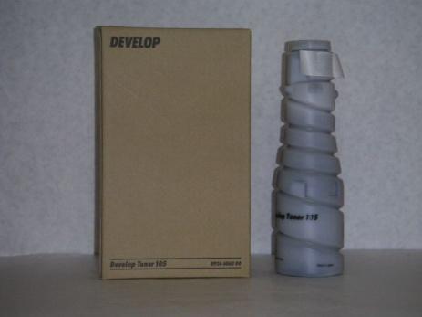 Develop 8936 6060 00 black original toner