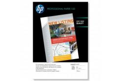 HP Q6594A Professional Inkjet Paper, bílá, 100, ks Q6594A, pro inkoustové tiskárny, 297x420mm (A3), A3