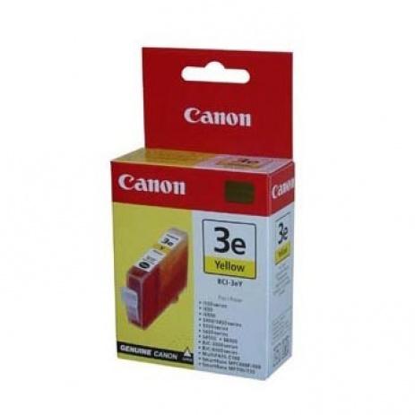 Canon BCI-3eY sárga (yellow) eredeti tintapatron