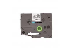 Kompatibilní páska s Brother HSe-231, 11,7mm x 1,5m, černý tisk / bílý podklad