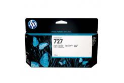 HP 727 B3P23A foto černá (photo black) originální cartridge