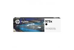 HP 973X L0S07AE, černá (black) originální cartridge