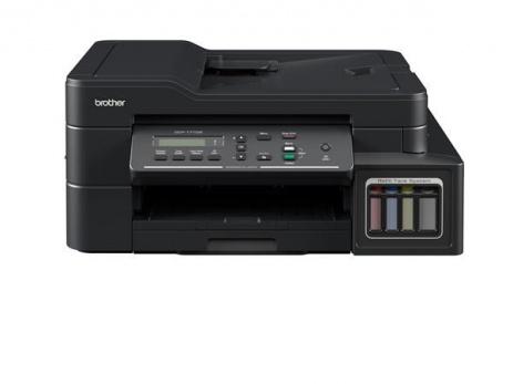 Brother DCP-T710W multifunkcyjna drukarka atramentowa - A4, 12ppm, 128MB, 6000x1200, USB, WIFI, ADF 20, TANK
