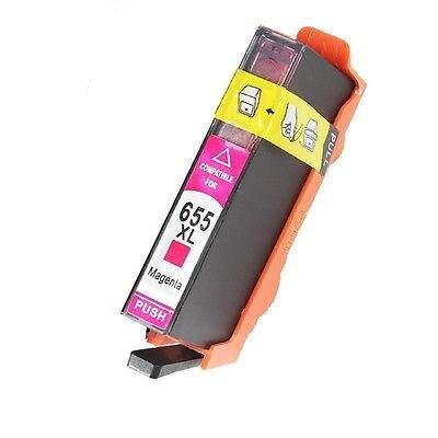 HP 655XL CZ111A purpurová (magenta) kompatibilní cartridge