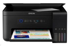 Epson tiskárna ink EcoTank L4150, 3v1, A4, 33ppm, USB, Wi-Fi (Direct), Epsonconnect, 3 roky záruka po registraci