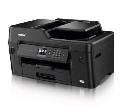Brother MFC-J3530DW multifunkcyjna drukarka atramentowa - 22ppm 128MB 1200x4800 USB LAN WiFi dup A4 50ADF