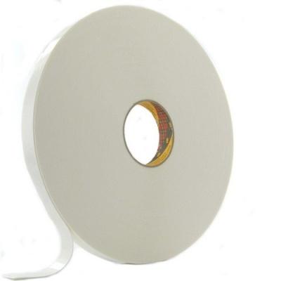 3M 9529W Montážní pěnová oboustranná páska, bílá, 25 mm x 33 m